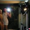 Horny shelesbians Nikki Montero & ulieta Gloss film themselves sucking cock
