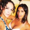 T-girl sluts Nikki Montero & Argie Vanushi suck each others shecocks